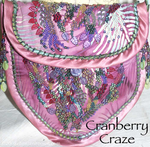 Cranberry Craze- by Christen Brown