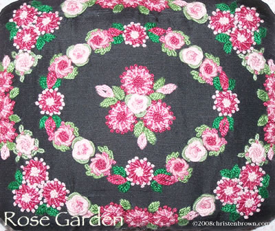 Rose Garden by Christen Brown