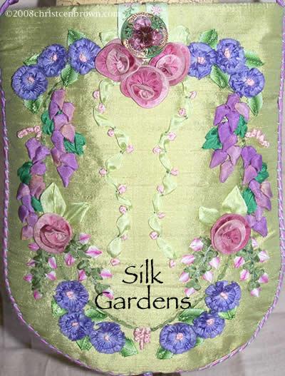 Silk Gardens by Christen Brown