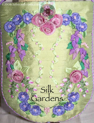 Silk Gardens by Christen Brown