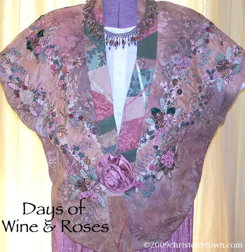 Days of Wine and Roses- vest