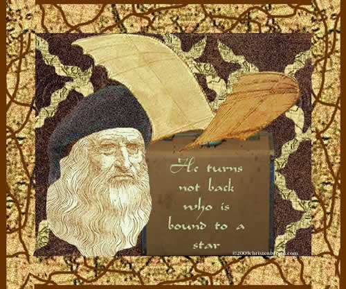 Leonardo da Vinci- 1452-1519