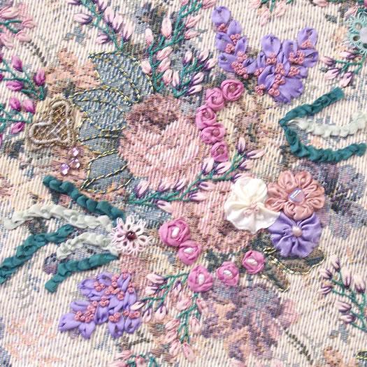 Renaissance of Ribbon Embroidery
