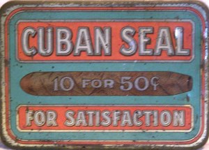 Cuban Seal Cigars