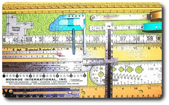rulers and measuring tapes