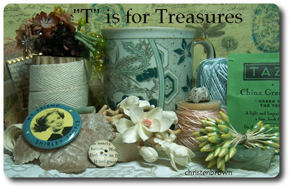 tea is for treasures