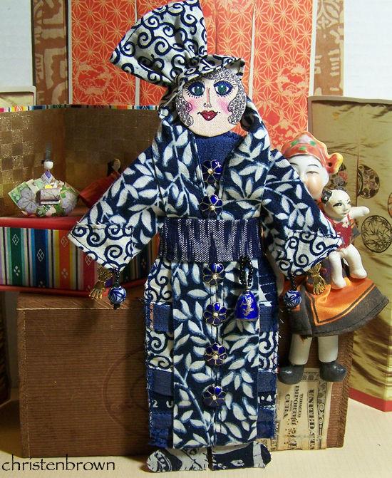 lizabeth in japan