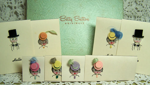 betty button cards