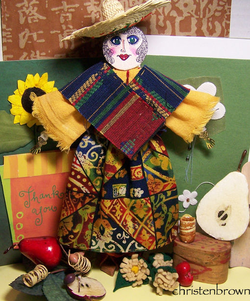 dress up doll in mexico