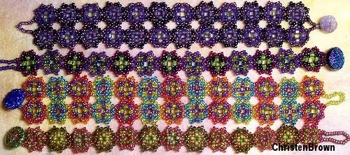 circular peyote stitch