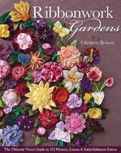 Ribbonwork Gardens a book by Christen Brown