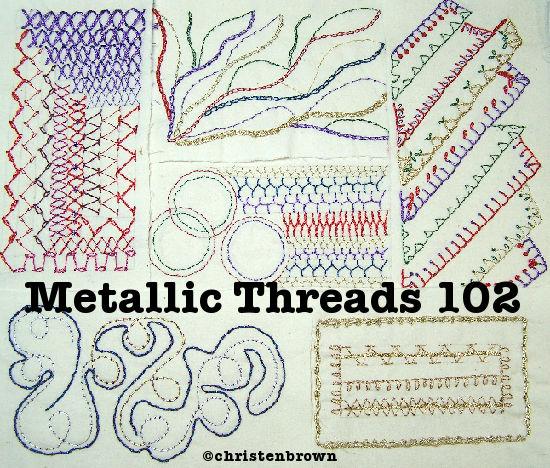 MetallicThreads