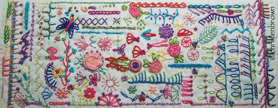 embroidery corner