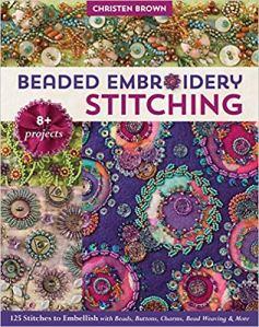 Pocket Full Posie Raised Texture Bead Embroiery Kit